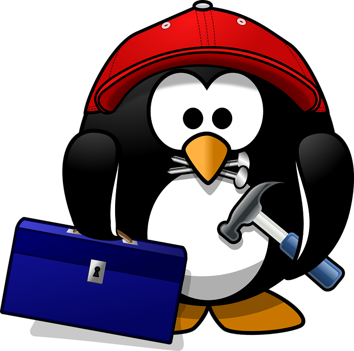 maintenance-penguin